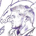 Tim Tebow  by HPrince De Artist