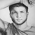 Tim Tebow by Madelyn Mershon
