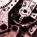 Time Mechanisms by David Cucalon