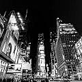 Times Square Don't Shine as Bright as You Print by Ariane Moshayedi
