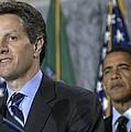 Timothy Geithner Speaks by Everett