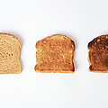 Toasting Bread by Photo Researchers, Inc.