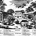Tobacco Plantation, C1670 by Granger