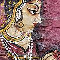 Traditional Painting On A Wall Jodhpur by David DuChemin