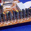 Transistors And Diodes by Andrew Lambert Photography