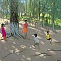 Tree Swing by Andrew Macara