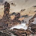 Trident by Evgeni Dinev