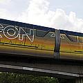Tron Legacy 2010 by David Lee Thompson
