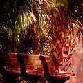 Tropical Bench by Susanne Van Hulst