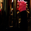 Tuba With Pink by Steven  Digman