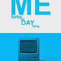 Tweet Me Baby All Night Long by Naxart Studio