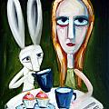 Two Cup Cakes by Leanne Wilkes