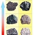 Types Of Volcanic Rock by Gary Hincks