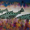 Underwater Color by Carolyn Doe