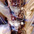 Universal Wings Print by Linda Sannuti