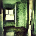 Upstairs Hallway In Old House by Jill Battaglia