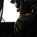 U.s. Army Officer Speaks To A Pilot by Stocktrek Images