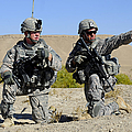 U.s. Army Soldiers Familiarize by Stocktrek Images