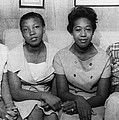 Us Civil Rights. From Left High School by Everett