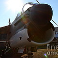 US Fighter Jet Plane . 7D11296 Print by Wingsdomain Art and Photography