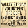 Vallet Stream Fire Department In Sepia by Rob Hans