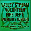 Valley Stream Fire Department In Irish Green by Rob Hans