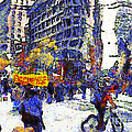Van Gogh Occupies San Francisco . 7d9733 by Wingsdomain Art and Photography
