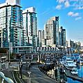 Vancouver Harbour by Kamil Swiatek