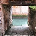 Venice- Italy-Garage Print by ITALIAN ART