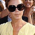 Victoria Beckham At Arrivals by Everett