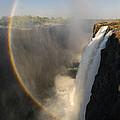 Victoria Falls by Christian Heeb