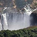 Victoria Falls II by Christian Heeb
