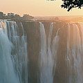 Victoria Falls, Zimbabwe, Africa by Jeremy Woodhouse
