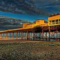 Victorian Pier by Adrian Evans