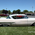 Vintage 1957 Cadillac . 5d16686 by Wingsdomain Art and Photography