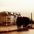 Vintage Paris 5 by Andrew Fare