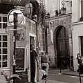 Vintage Paris1 by Andrew Fare