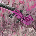 Violinelle - Pink 03b2 by Variance Collections