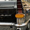 Volga Old Car by Odon Czintos