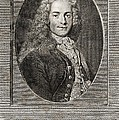 Voltaire, French Author by Middle Temple Library