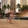 Waikiki Blur by Ashlee Meyer