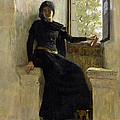 Waiting by Jean Pierre Laurens