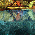 Walden Pond II by David Glotfelty