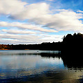 Walden Pond Reverie  by Frank Winters