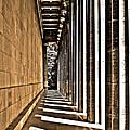 Walhalla Colonnade ... by Juergen Weiss