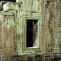 Wall Ta Prohm by Bob Christopher