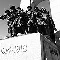 War Memorial by Kevin Gilchrist