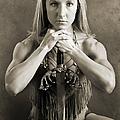 Warrior Woman by Cindy Singleton