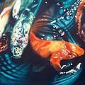 Water Ballet Print by Denny Bond