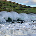 Waves In Dingle by Barbara Walsh